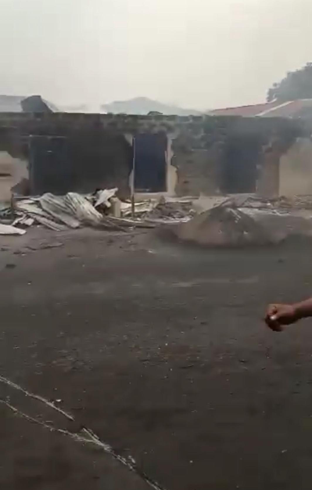 Agatu petrol tanker explosion