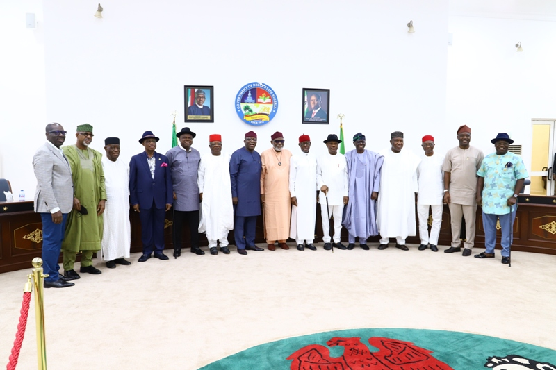 Exercise caution in your decisions, utterances, Northern Elders to Southern Govs