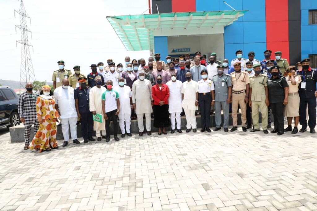 FG begins joint 'security alert' training for Police, Paramilitary agencies