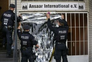 Germany bans Islamist organisation, Ansaar International, over alleged sponsoring of terrorism