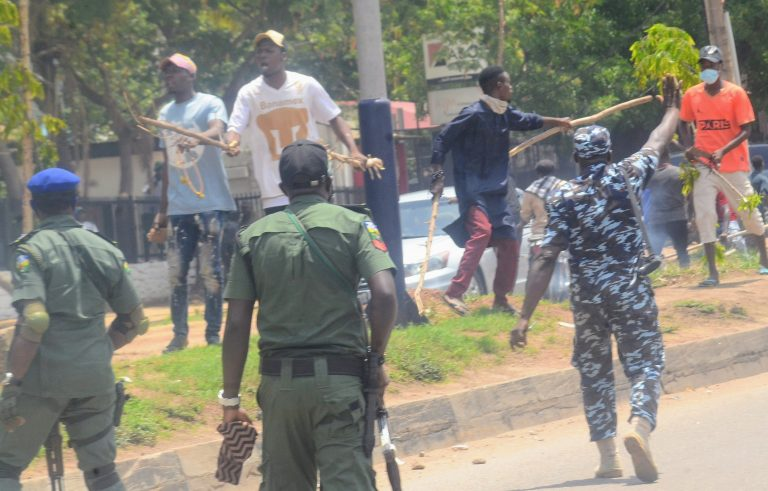 Strike: Armed thugs attack NLC procession in Kaduna