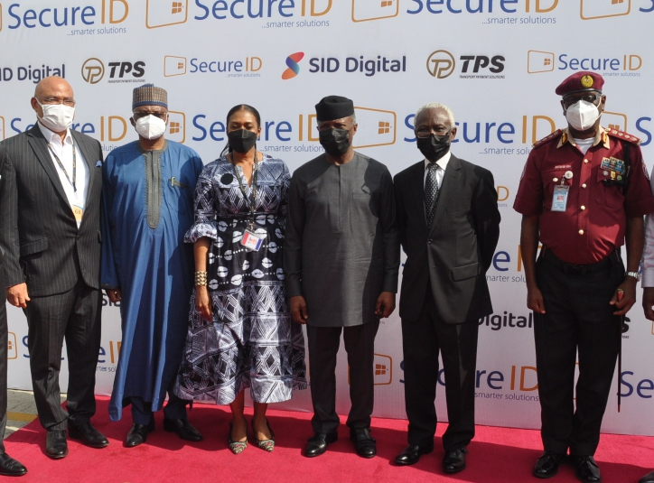 Smart card: SecureID brings Nigeria to fore of global competitiveness —  Osinbajo