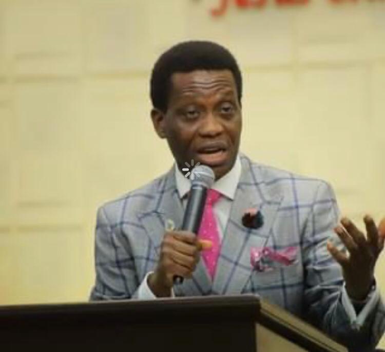 Fayemi condoles with Adeboye over son's death