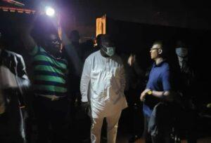 Midnight fire guts INEC office at Udenu LG in Enugu