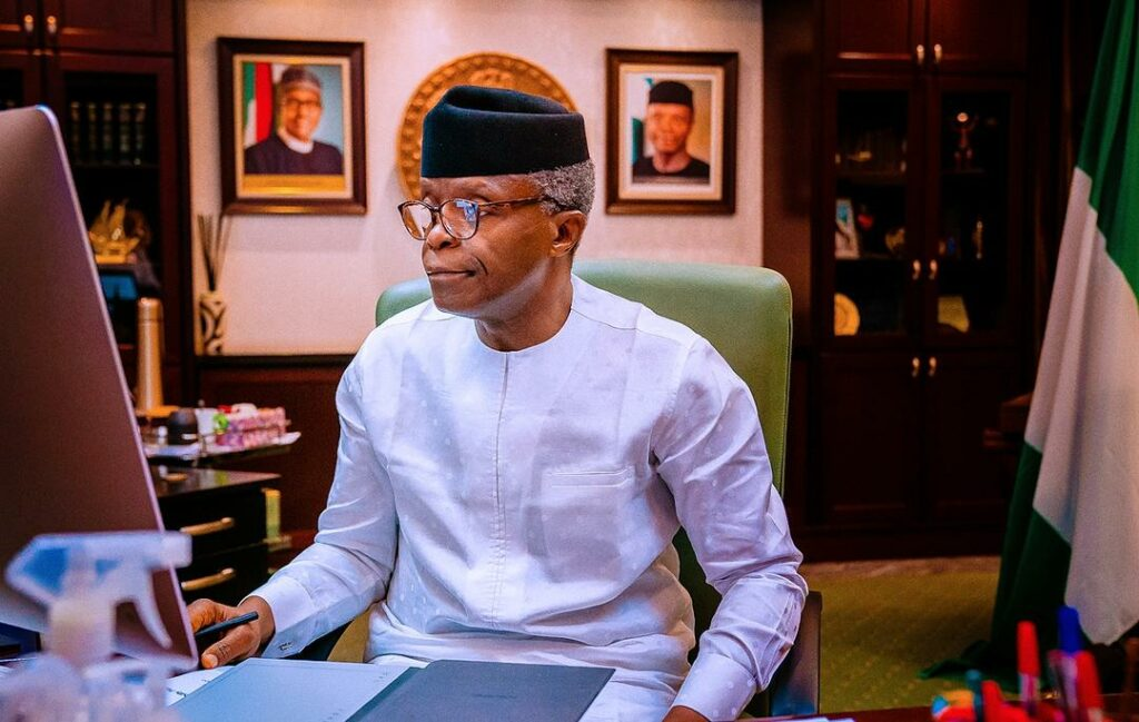 FG to build 1.5 million housing units with subsidised cement prices – Osinbajo