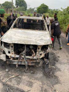 GRAPHICS: Combined police operatives kill Gulak's killer, Imo CP says
