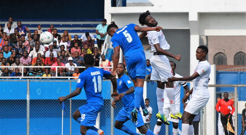 CAF CC: Knockout Rounds: Enyimba at it again