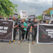 CSOs, labour storm Lagos Assembly, demand emergency session on insecurity