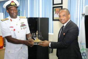 NIMASA collaborates with Navy on training, accreditation