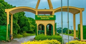Oke-Ogun Poly workers protest against casualisation