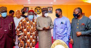 IPOB threat: Ohaneze asks Lagos govt to ignore rumoured attacks