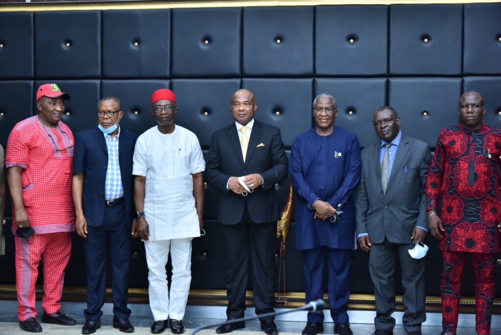 Imo will be best planned city in Nigeria, says Uzodimma