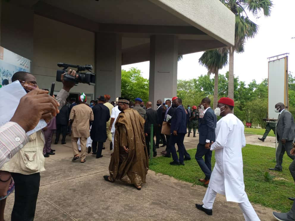 13 PDP governors in closed-door meeting with Makinde in Ibadan
