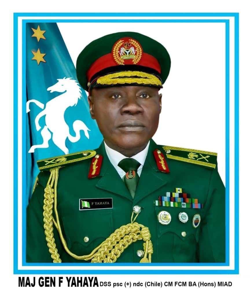 Kaduna speaker hails choice of Major General Yahaya as COAS