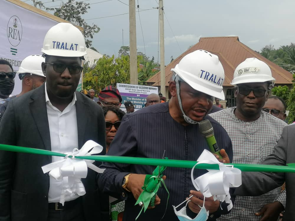 Nigerians will continue to receive best energy installations to boost living standards ― Jeddy Agba