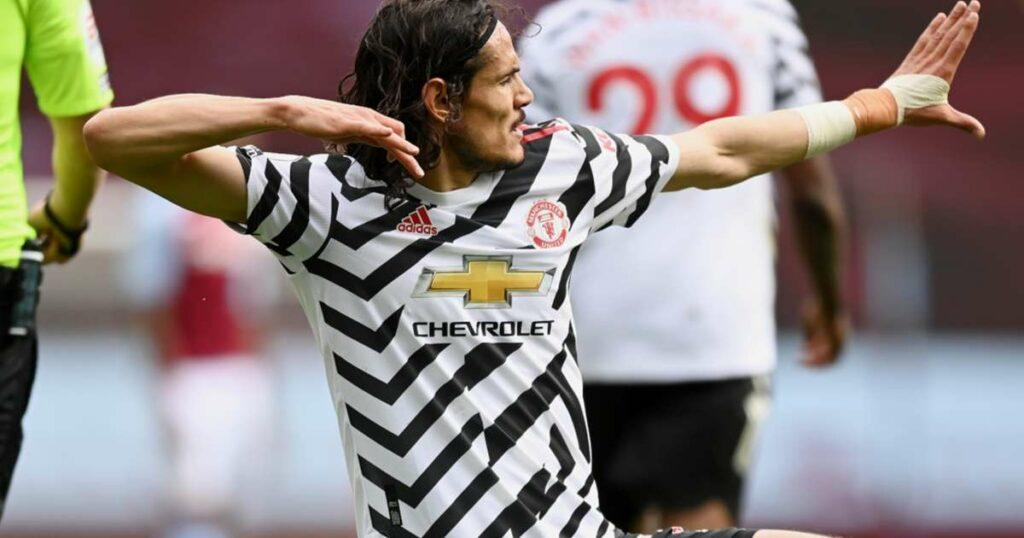 Solskjaer hints at Cavani stay after hitman continues goal blitz in Villa win